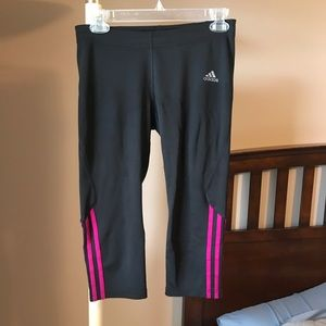 Adidas Capris Leggings